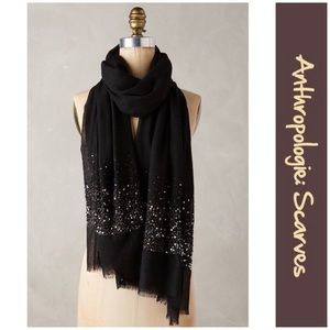 """Anthro """"Moonlit Scarf"""" by Feathers Tolani"""